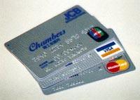 チェンバーズカード